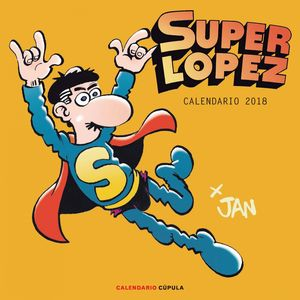CALENDARIO SUPERLOPEZ 2018