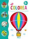 COLOREA- GLOBO (COLOREA+LAPICES DE COLORES)