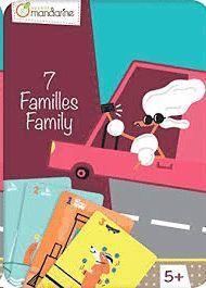 BARAJA MANDARINE 7 FAMILIES FAMILY 5+