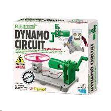 GREEN SCIENCE DYNAMO CIRCUIT 4M