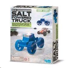 GREEN SCIENCE SALT POWERED TRUCK 4M