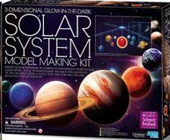 MOVIL 3D SISTEMA SOLAR