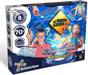 JUEGO SUPER INVENTOS DEL HORMIGUERO 3,0