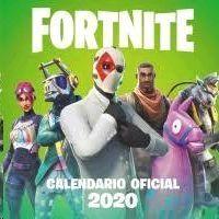 CALENDARIO OFICIAL FORTNITE 2020