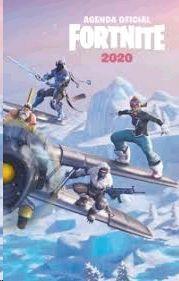 AGENDA OFICIAL FORTNITE 2020
