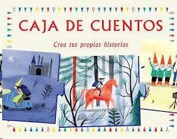CAJA DE CUENTOS CREA TUS PROPIAS HISTORIAS LIBRO P