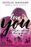 YOU 1-LOVE YOU + CUADERNO DE NOTAS