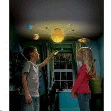 SOLAR SYSTEM CONTROL REMOTO