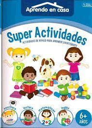 LIBRO ACTIVIDADES 6 7 AÑOS
