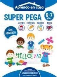 SUPER PEGA 6 7 AÑOS