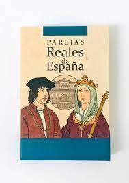 BARAJA PAREJAS REALES DE ESPAÑA