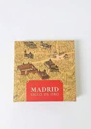 BARAJA MADRID SIGLO DE ORO