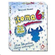 ¡TOMA 6! 25 ANIVERSARIO