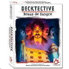 DECKTECTIVE. ROSAS DE SANGRE