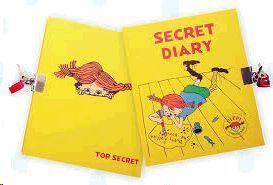 SECRET DIARY PIPPI