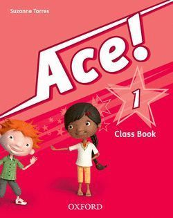 ACE! 1. CLASS BOOK AND SONGS CD PACK