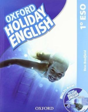 HOLIDAY ENGLISH 1ºESO STUD PACK ESP