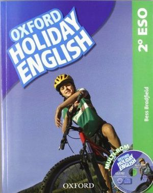 HOLIDAY ENGLISH 2ºESO STUD PACK ESP