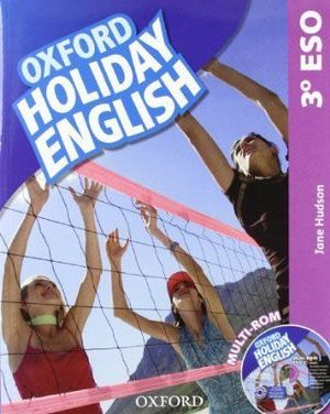 HOLIDAY ENGLISH 3ºESO STUD PACK ESP