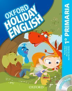 HOLIDAY ENGLISH 1º PRIM PACK ESP