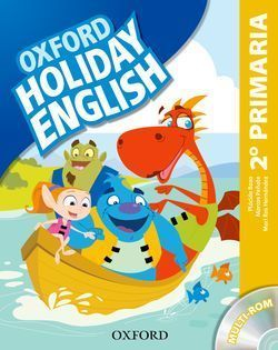 HOLIDAY ENGLISH 2º PRIM PACK ESP