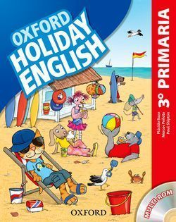 HOLIDAY ENGLISH 3º PRIM PACK ESP