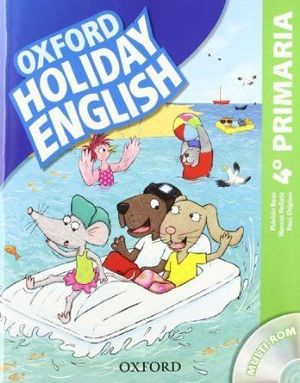 HOLIDAY ENGLISH 4º PRIM PACK ESP