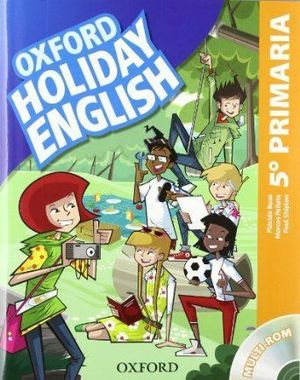HOLIDAY ENGLISH 5º PRIM PACK ESP
