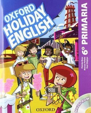 HOLIDAY ENGLISH 6º PRIM PACK ESP