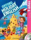 HOLIDAY ENGLISH 5 AÑOS PACK ESP