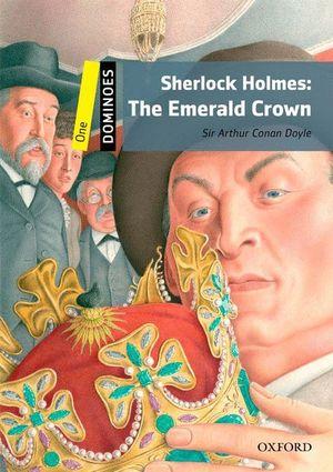 DOMINOES 1. SHERLOCK HOLMES THE EMERALD CROWN DIGITAL PACK