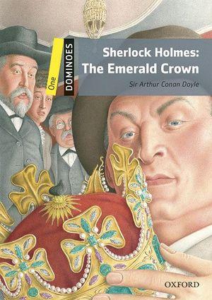DOMINOES 1. SHERLOCK HOLMES THE EMERALD CROWN MP3 PACK