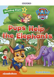 RS 3 PAWPUPS HELP THE ELEPHANTS PK