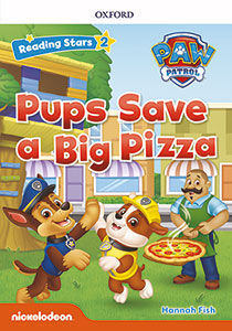 RS 2 PAW PUPS SAVE A BIG PIZZA MP3 PK