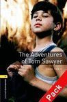 OBL 1 THE ADVENTURES OF TOM SAWYER CD PK