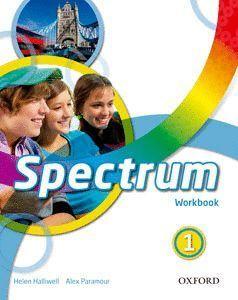 SPECTRUM 1. WORKBOOK
