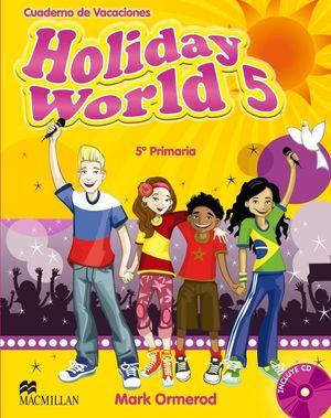 HOLIDAY WORLD 5 PRIM PACK