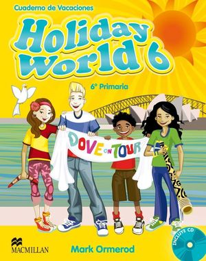 HOLIDAY WORLD 6 PRIM PACK