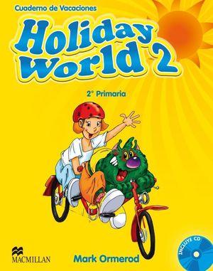 HOLIDAY WORLD 2 PRIM PACK