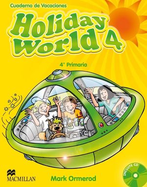 HOLIDAY WORLD 4 PRIM PACK