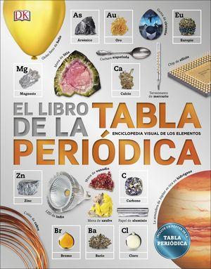 EL LIBRO DE LA TABLA PERIÓDICA