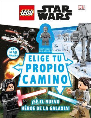 LEGO STAR WARS:ELIGE TU CAMINO