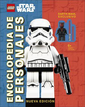 LEGO STAR WARS ENCICLOPEDIA DE PERSONAJES