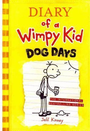 DIARY OF A WIMPY KID # 4