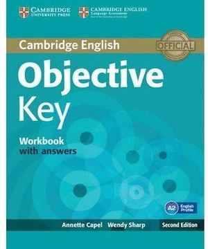 OBJECTIVE KEY WORKBOOK WITH ANSWERS 2ND EDITION