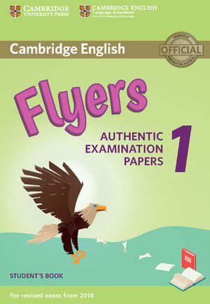 CAMB.ENGLISH YOUNG LEARNERS 1 FLYERS ST 17