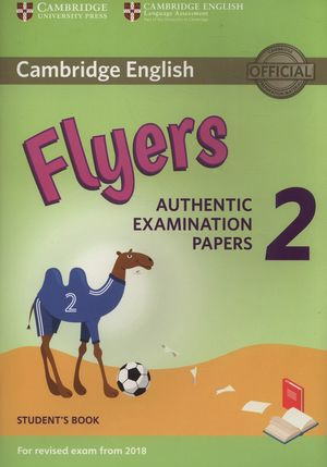 CAMB.ENGLISH YOUNG LEARNERS 2 FLYERS ST 18 REVISED