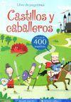 CASTILLOS Y CABALLEROS-PEGATINAS