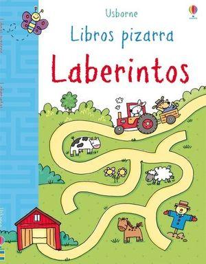 LIBROS PIZARRA LABERINTOS