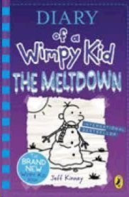 DIARY OF WIMPY KID 13 MELTDOWN